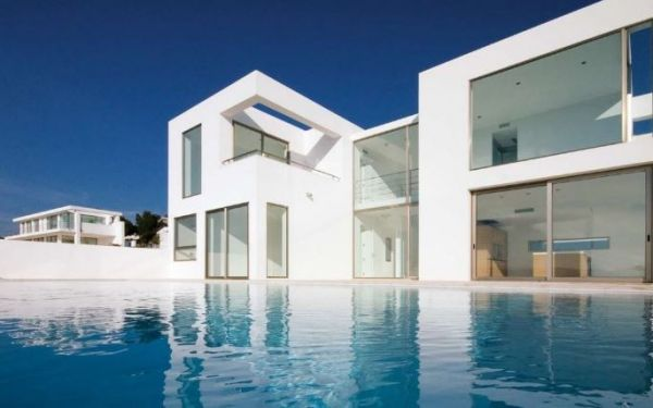 Beautiful and Minimalist Villa 3 bedrooms for sale in San Agustin