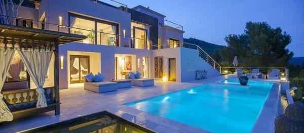 Luxury Villa 8 bedrooms in Ibiza for sale