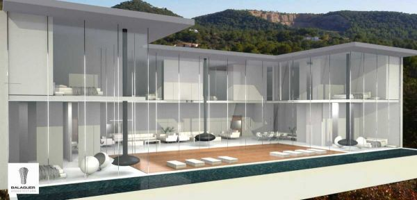 800m² plot for sale in Ibiza