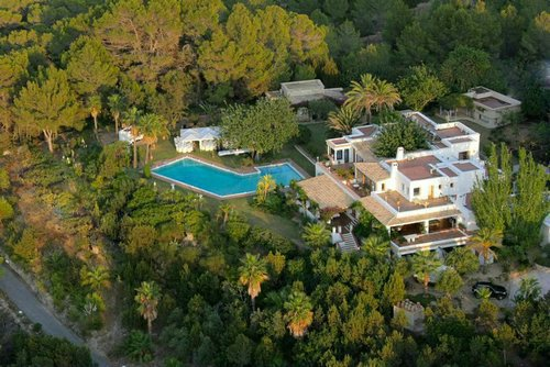 Spectacular villa in San Agustin in Ibiza for sale